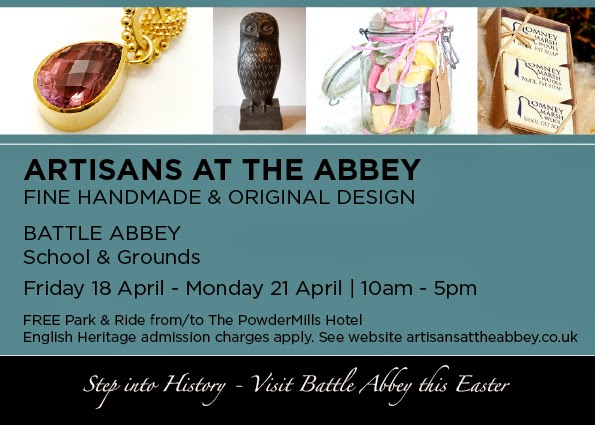 Artisans at the Abbey invitationinvitation