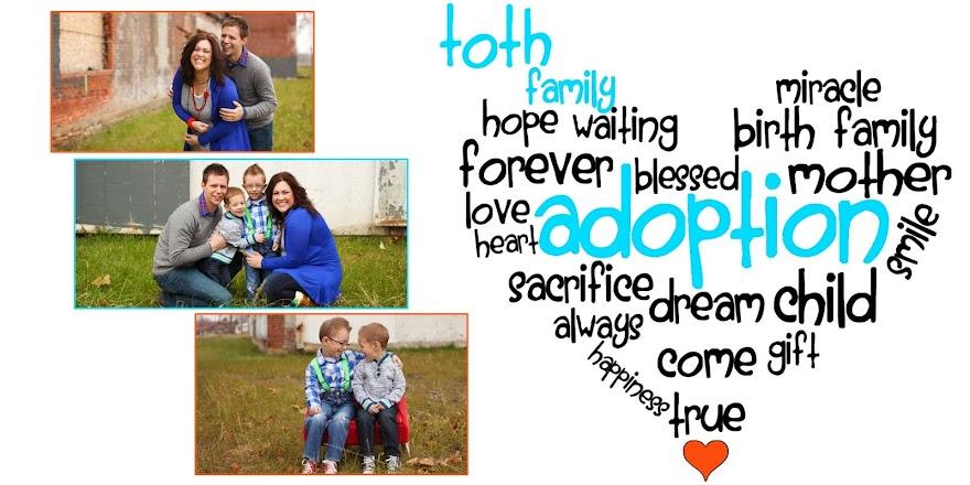 Toth Family Adoption