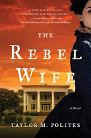 Cover of The Rebel Wife by Taylor M. Polites