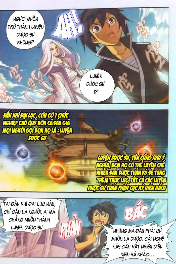 Đấu Phá Thương Khung chap 3 page 17 - IZTruyenTranh.com