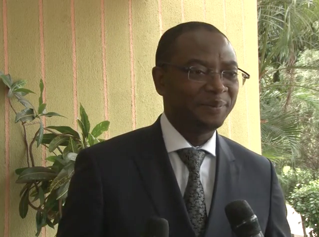 Director-General, Bureau of Public Service Reforms (BPSR), Dr. Joe Abah