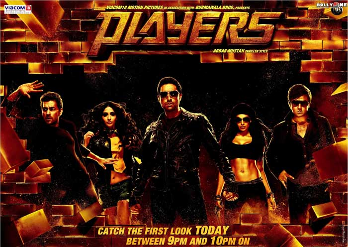 Players Bollywood Movie Mp3 Songs 2012