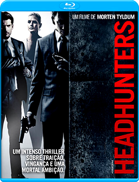 Filme Poster Headhunters BDRip XviD Dual Audio & RMVB Dublado