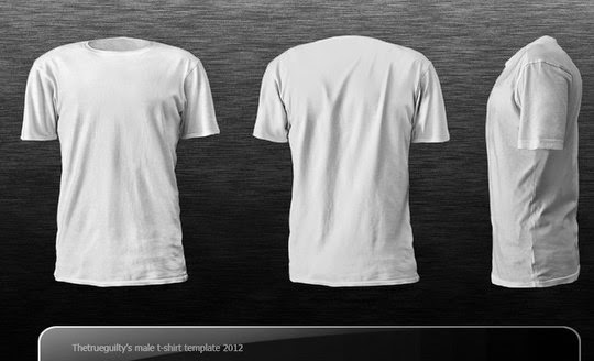 Free PSD T Shirt Design to Design Your Own T-Shirt