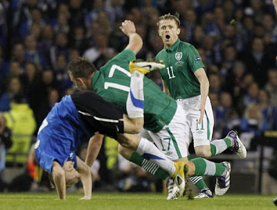 Ireland 1 - 1 Estonia (1)
