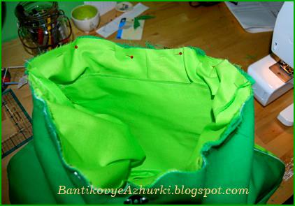как пошить летнюю сумку