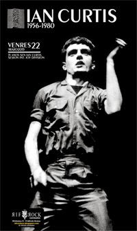 22 mai: Ian Curtis (35 aniv.)