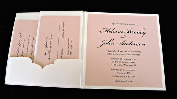 Bride In Dream How To Address Your Wedding Invitation