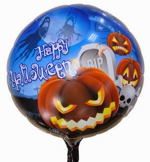 Fiesta de Halloween, Globos Decorativos