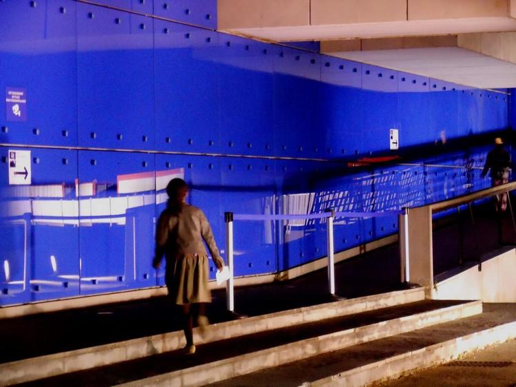 Musée Bleu - Nocturne