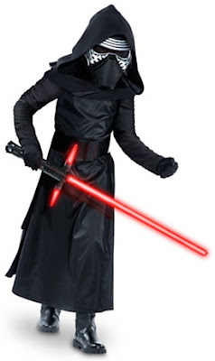 Disney Store Star Wars: The Force Awakens Kylo Ren Costume