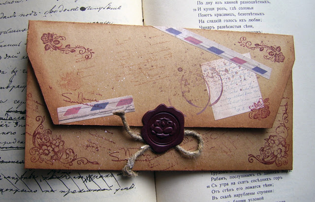 Приснились письма и открытки