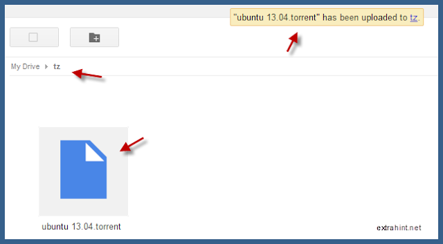 loading the torrent file remotely