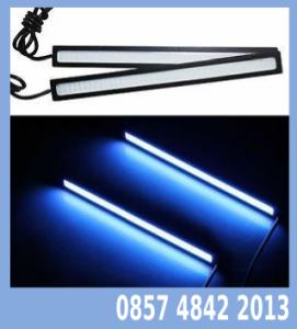 Rangkaian lampu led variasi mobil