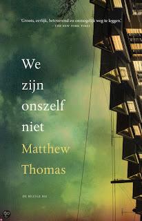 Matthew Thomas we zijn onszelf niet