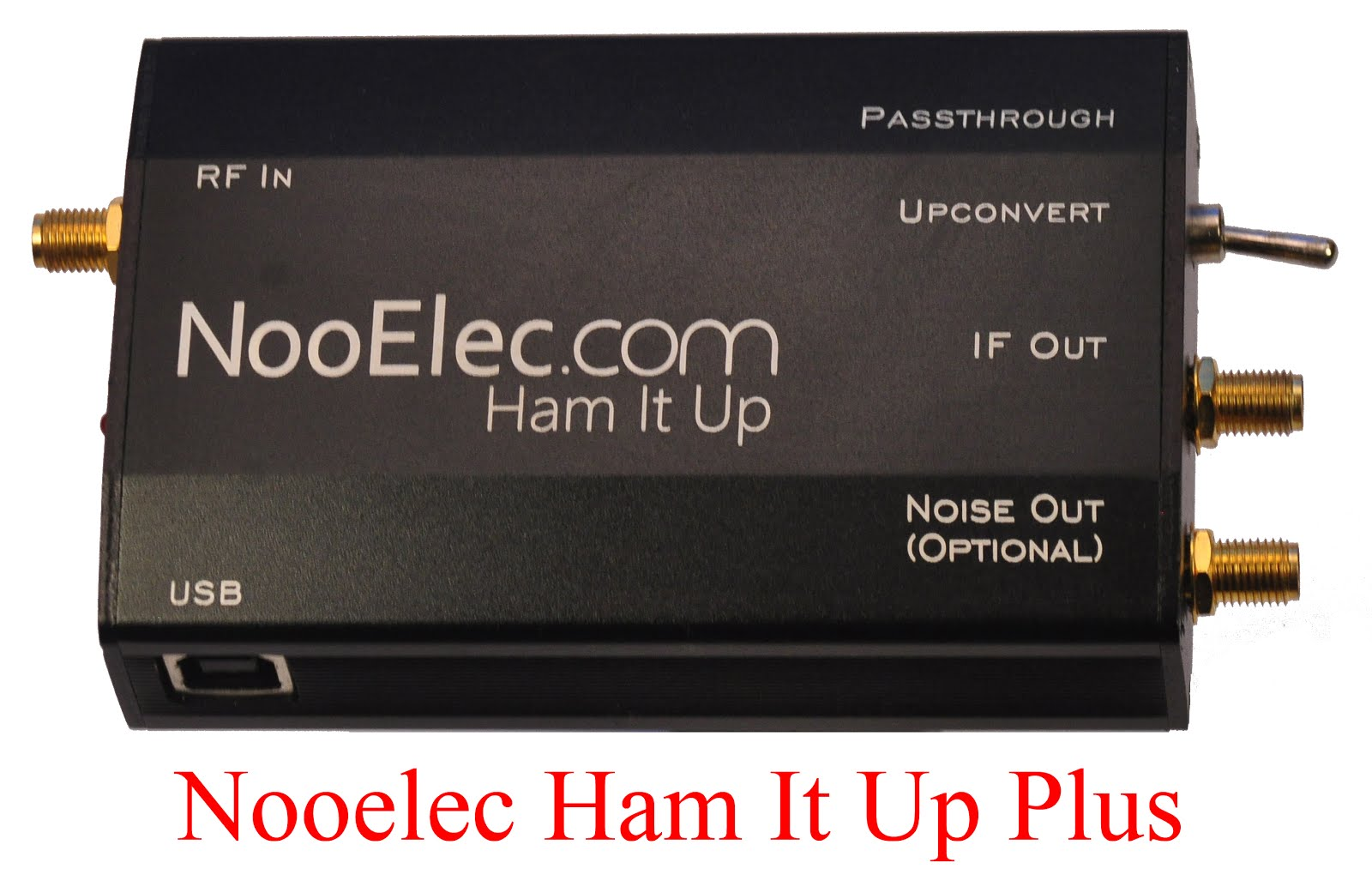 Nooelec Ham It Up Plus upconverter / noise source | Radio for Everyone