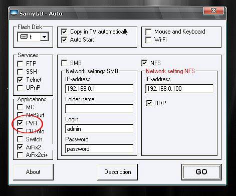 как записать тв передачу на компьютер