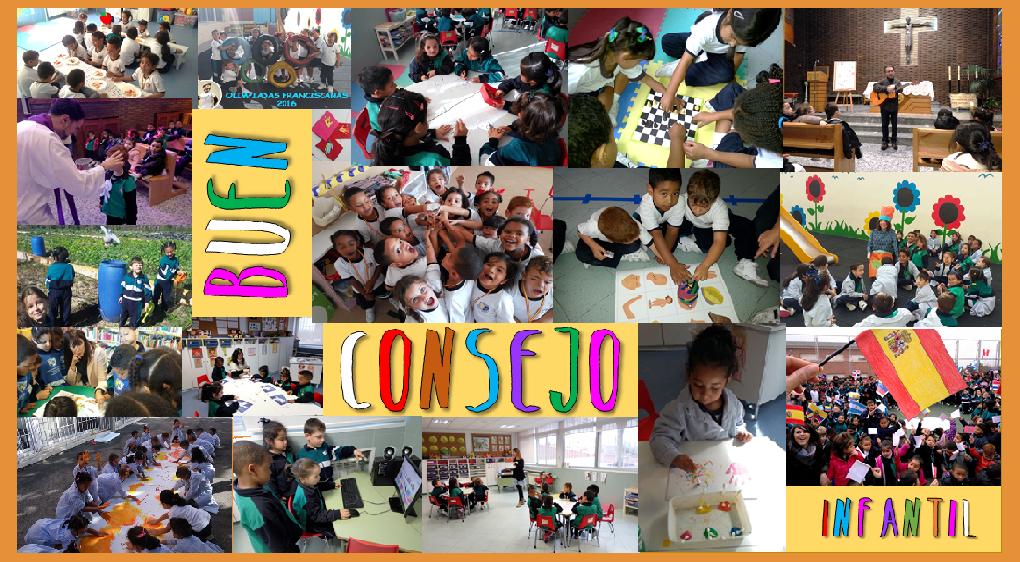 EDUCACIÓN INFANTIL COLEGIO BUEN CONSEJO
