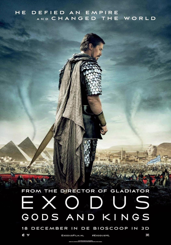 Exodus Gods and Kings 2014