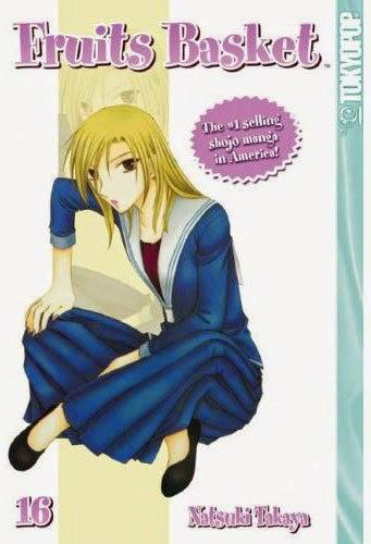 Fruits Basket manga arisa