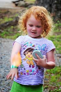 Reese Madelynn- loves Dora :-)