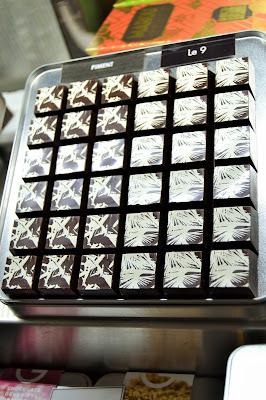 Chocolat 9 Geneviève Grandbois