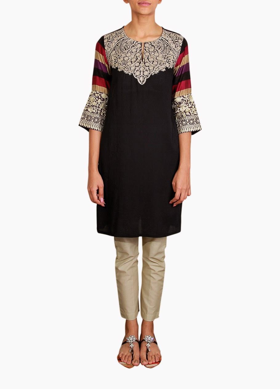 Sana Safinaz Embroidered Eid Lawn'14