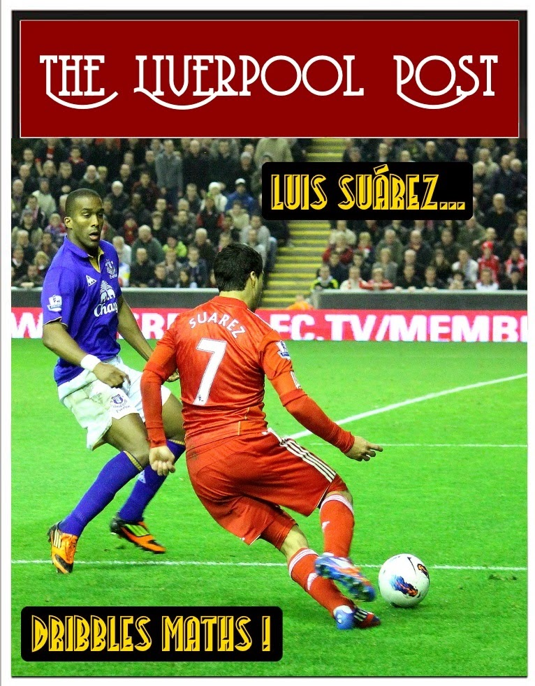 New cover of Liverpool Post.