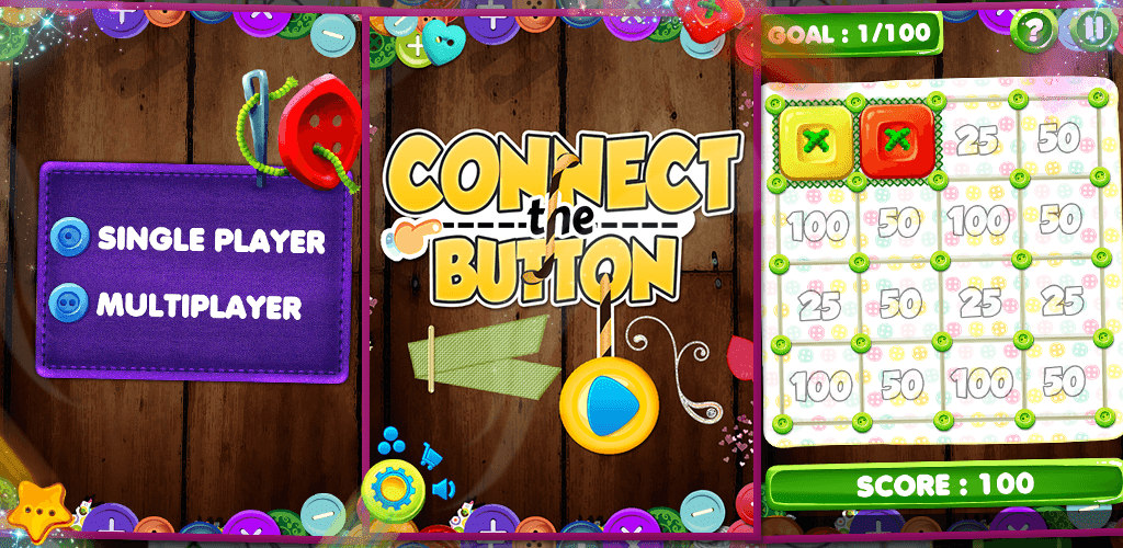 connect the button game