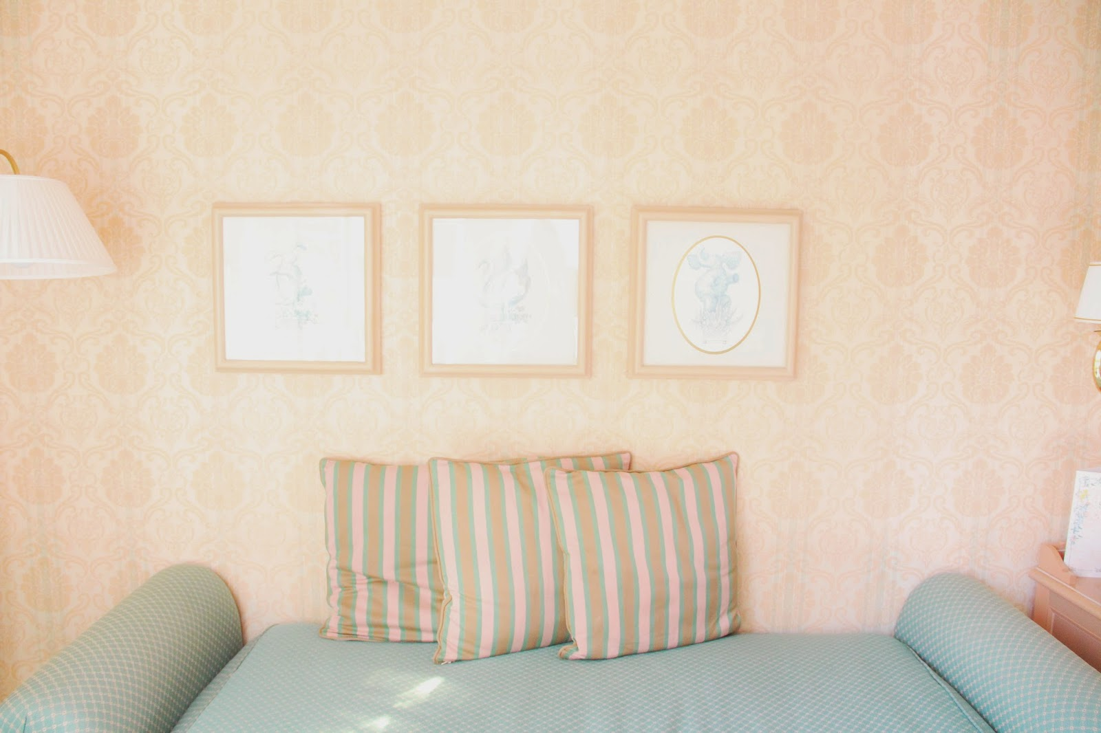 Disneyland Hôtel chambre