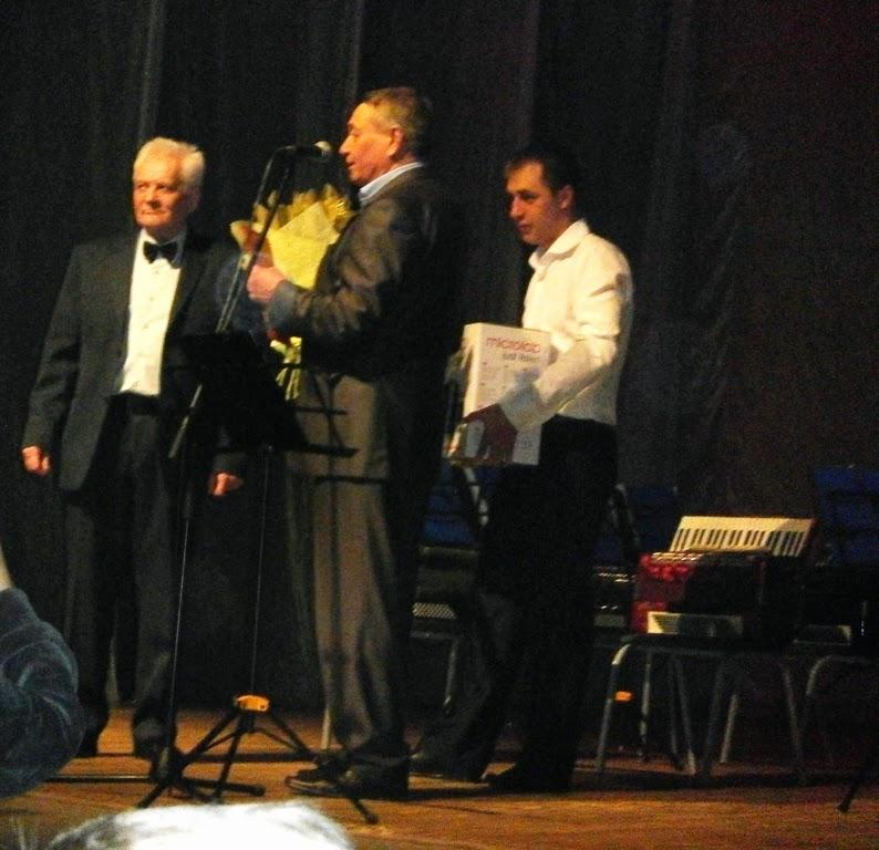 Концерт-презентация сборника Валерия Василюка