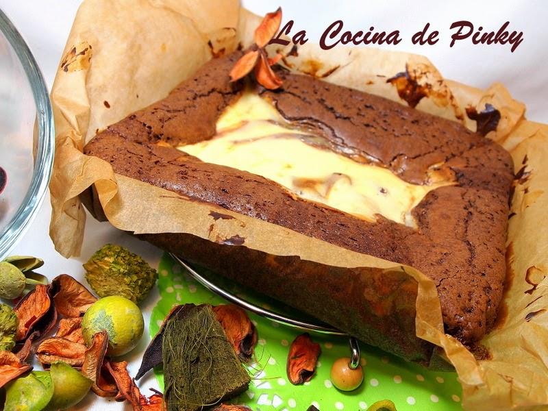 BROWNIE DE QUESO  Brownie%2Bde%2Bqueso%2B1