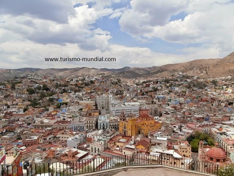 Guanajuato, Tesoro Colonial
