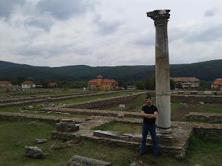 Ulpia Traiana Sarmizegetusa: Templul mare