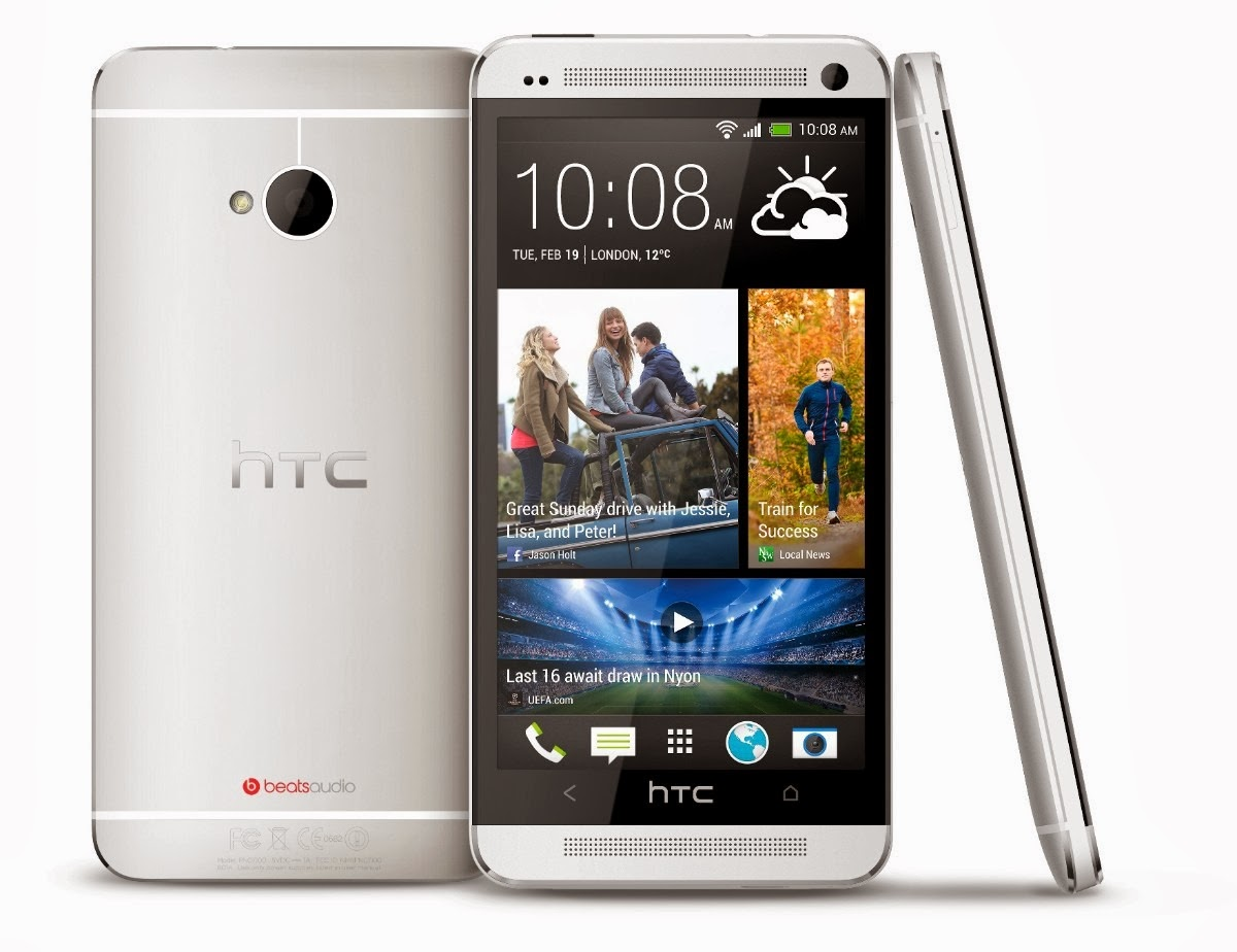 HTC One Max to Launch in India for Rs. 56,500