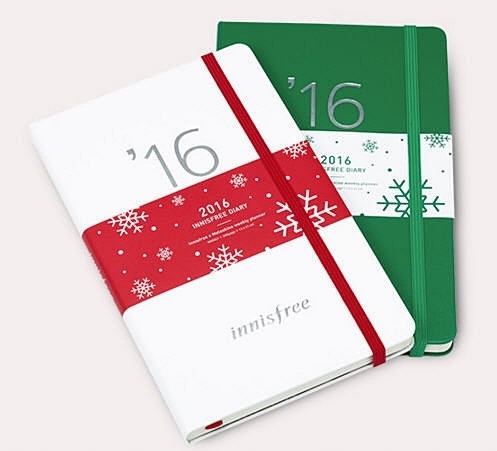 Top 10 innisfree Green Christmas Gift Ideas, innisfree, green christmas, gift ideas, DIY Block Kit, scented candles, Perfumed Diffusers, Eco Nail Set, nnisfree Anniversary Special, inni-rang umbrella, Best Capsule Recipe Pack collection, innisfree x Moleskin Diary 2016,
