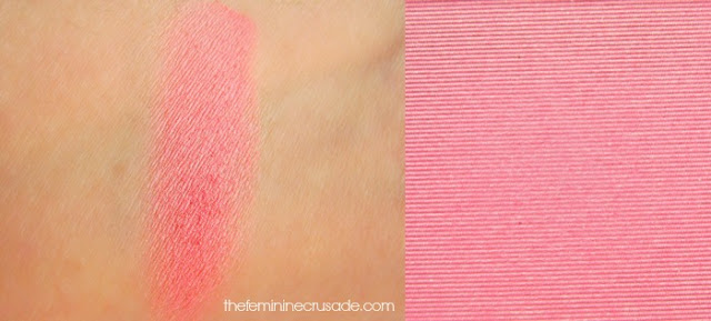 NARS Powder Blush in Deep Throat - swatch