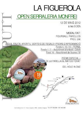 Open Serralleria Monfrei Pitch & Putt La Figuerola