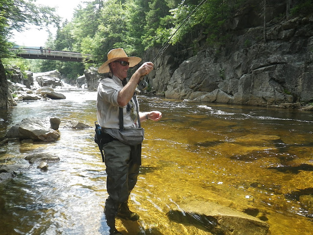 First cast fly fishing fly fishing lessons in new for New hampshire fishing