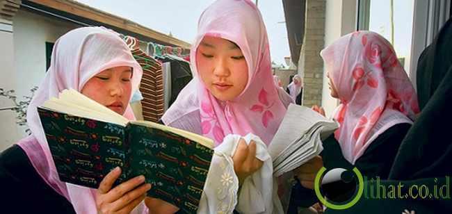 Larangan mengaji di sekolah Islam