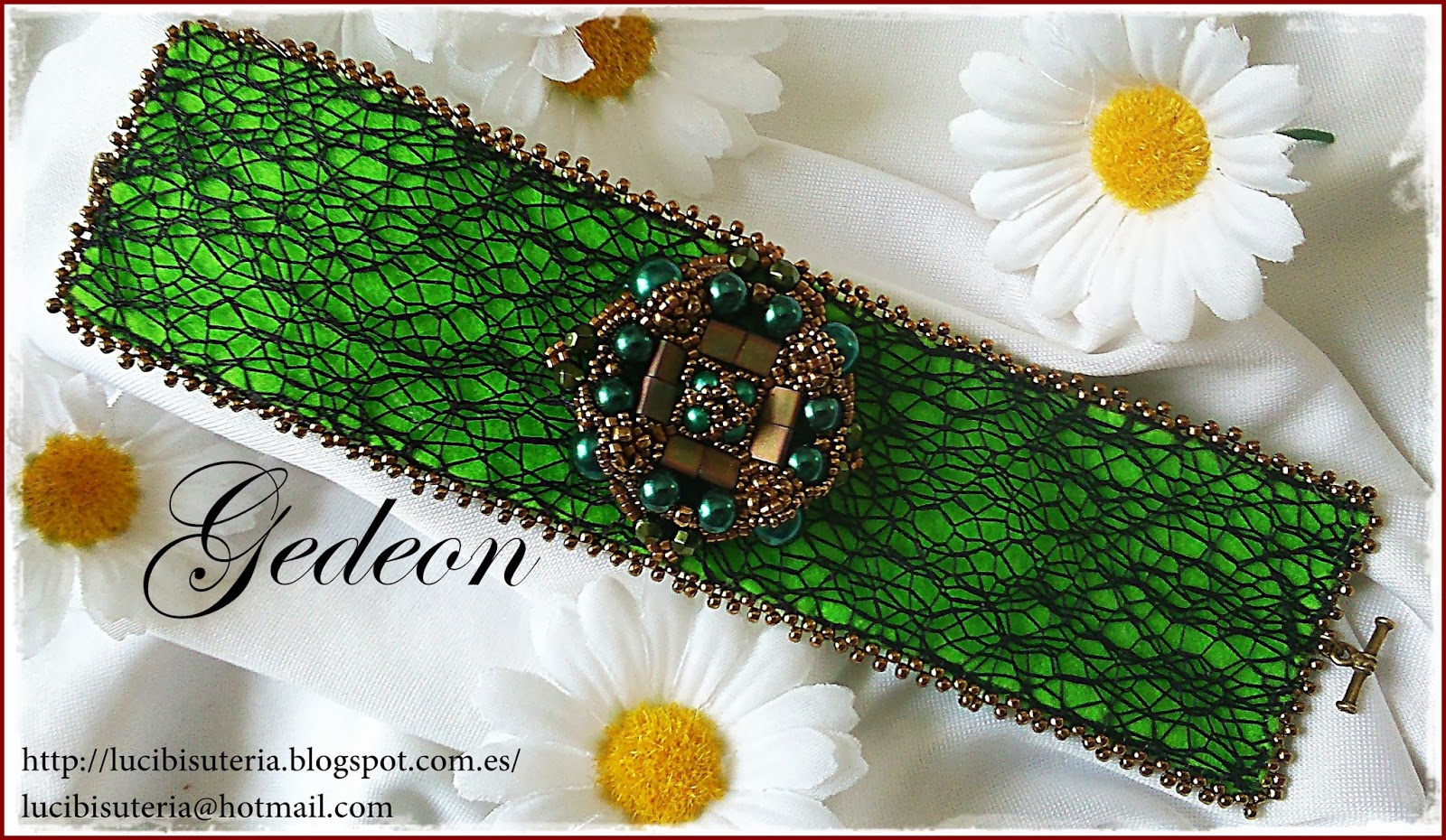 pulsera de artesania artesanal pulseras hechas a mano  - imagenes de pulseras hechas a mano