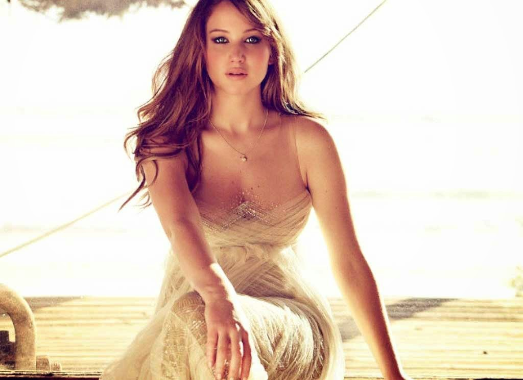 Cute Jennifer Lawrence Image