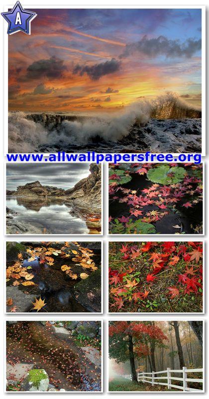 40 Beautiful Autumn Wallpapers 1280 X 1024 [Set 4]