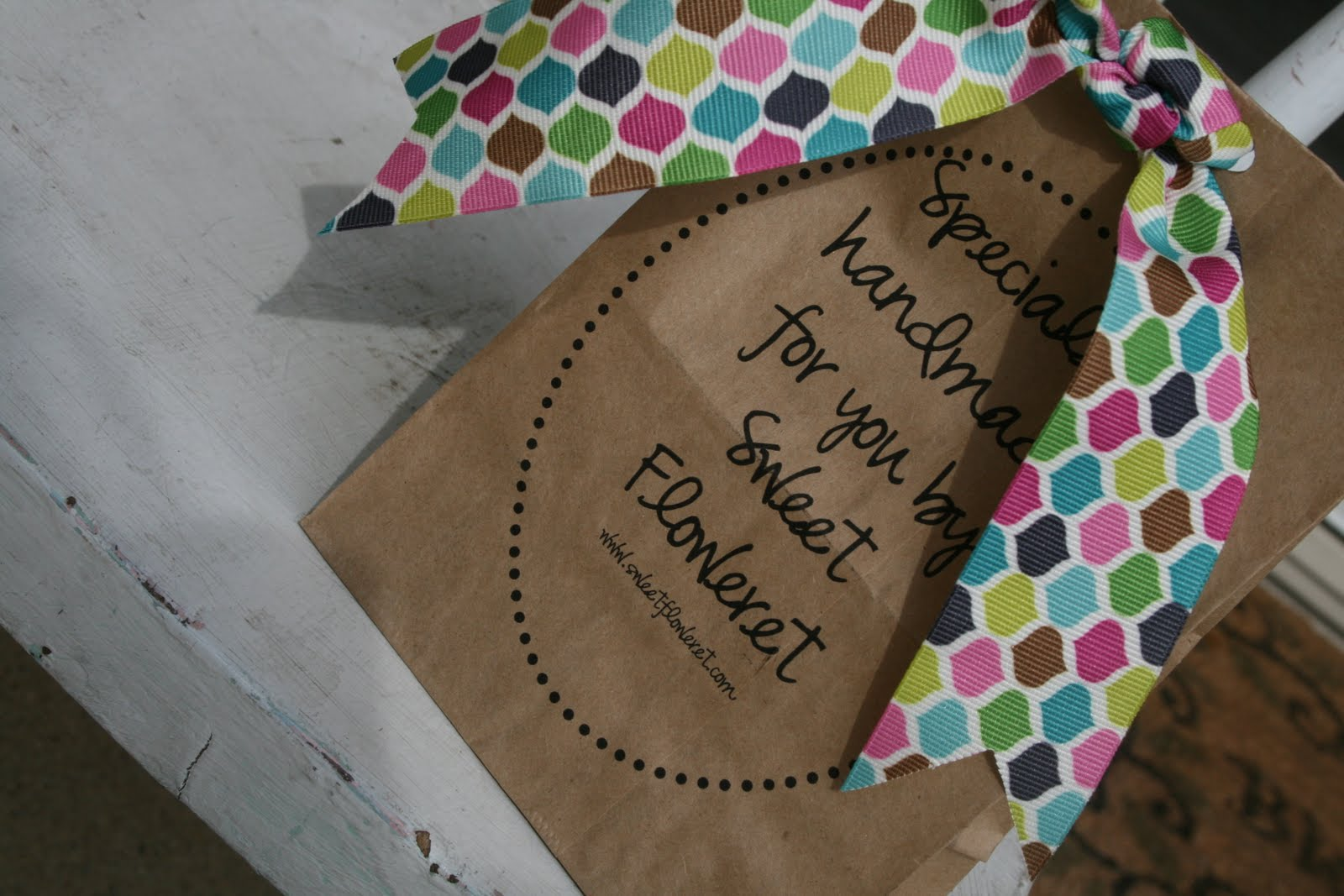 How to print on a paper bag