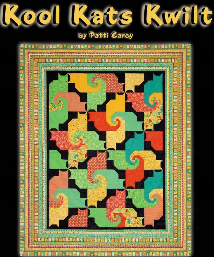 Tollgate Quilters Guild Cat Quilt Patterns