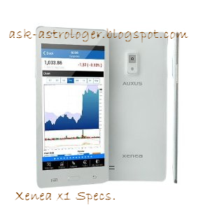 iberry auxus xenea x1 Mobile specifications and price in India