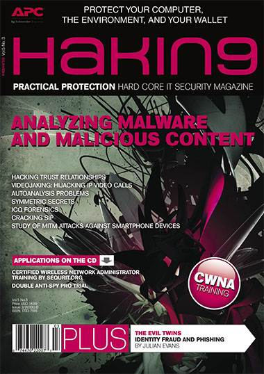 Hakin9 Magazine Issue March 2010