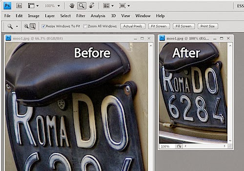Batch Resize in Photoshop