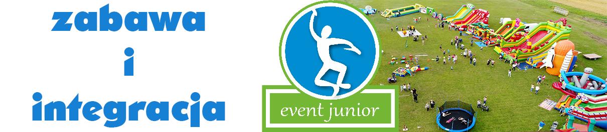 Event Junior Dmuchańce Wrocław, Świdnica, Dzierżoniów, Zjeżdżalnie i Zamki dla dzieci