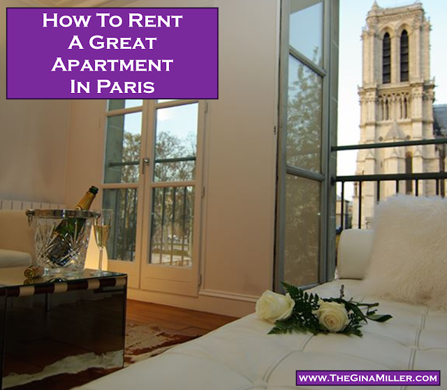 How to rent a paris apartment, paris apartment rental